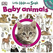 Little Hide and Seek Baby Animals (Little Hide & Seek... | Livre | état très bon