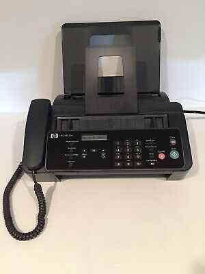 VTG HP 2140 FAX MACHINE w/Copy Function & Handset - CM721 Tested