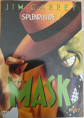 The Mask  Jim Carrey   Dvd Tbe