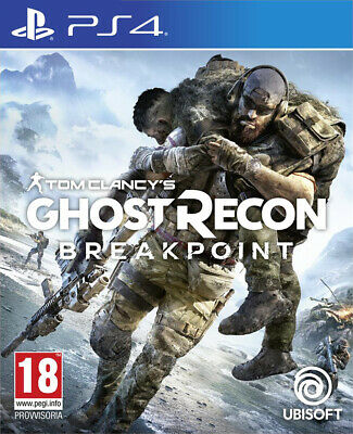 Ps4 Tom Clancy's Ghost Recon Breakpoint Multilingue