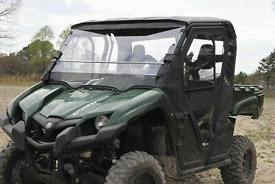 Yamaha Viking 700 Seizmik Full Frame Door Set Black Cab Doors