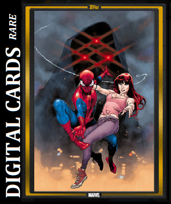 Topps Marvel Collect Card Trader Comic Book Day Spider-Man #1 Gold Cover