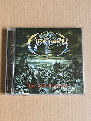 Obituary - The End Complete - CD - 2002 - Remastered - Deicide Sadus Death