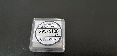 Citizen MT621 Genuine Rechargeable Capacitor 295-5100 (295-51) For Eco Drive.