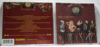 Panic! At The Disco ‎- A Fever You Can't Sweat Out CD Fueled By Ramen ‎FBR077