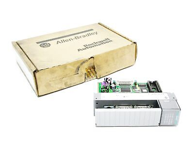 New Allen Bradley 1746-Bas Ser /C Rev A ,Frn 9, Slc 500 Basic Module 2 Port