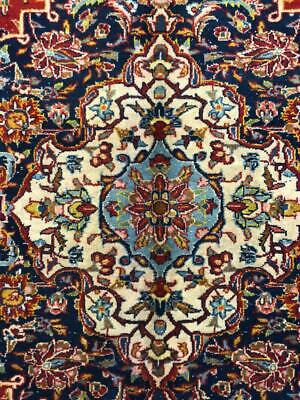 Antique Traditional Handmade Perssian Fine Kashaan XXLARGE Rug Carpet 403X292 Cm