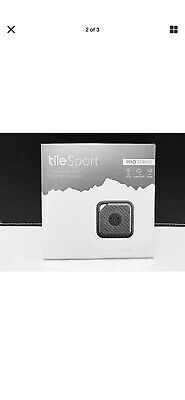 Tile  Bluetooth Tracker  :Tile Sport 1 pack  : Free Shipping