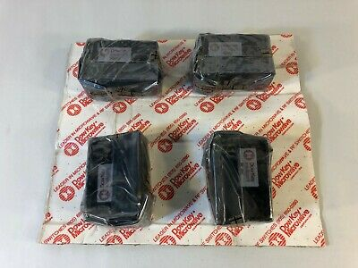 Lot of 4 Dow-Key Microwave Intelligent Relays 443-420803E 15VDC