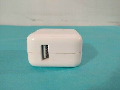 Original Genuine OEM Apple 12W USB Wall Charger Power Adapter A1401