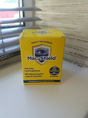 MacuShield 90 Capsules Food Supplement