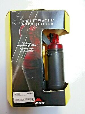 Micro Sweetwater MSR