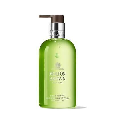 Molton Brown Lime & Patchouli Fine Liquid Luxurious Gift Hand Wash 300Ml  Uk
