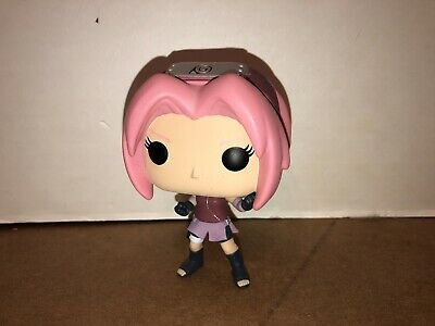 Funko Pop Anime Naruto Shippuden - Sakura #183 No Box