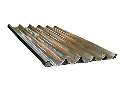"French Stick Trays - 16"" Aluminised Steel"
