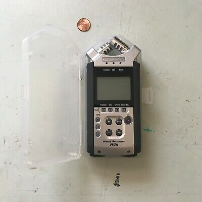 Zoom H4N Digital Recorder - Workhorse of a portable recorder