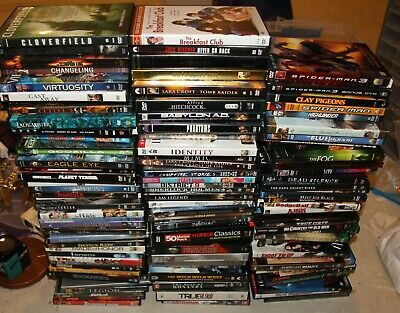 101 Movie Seasons Dvd Lot The Fog District 9 Bats 13Th Child Mimic The Others +