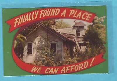 `Real Estate card, Real Fixer Upper, ( 1068