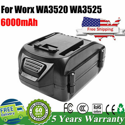 4000mAh 21.6V BATTERY FOR Dyson V6 DC58 DC59 DC61 DC62 Animal SV03 SV05 SV06 GM