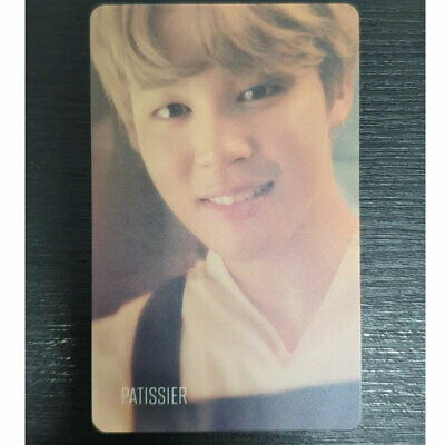 BTS WORLD OST LIMITED EDITION JIMIN PATISSIER PhotoCard