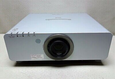 Panasonic PT-DW6300 WXGA HD Widescreen Large Venue 6000 Lumens #3331