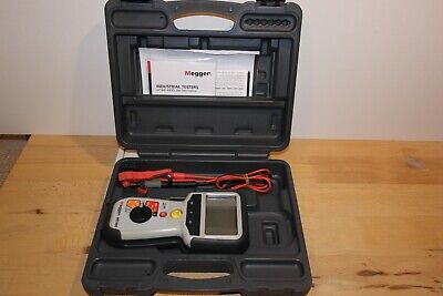 Megger MIT400 industrial Insulation and Continuity Tester / mit 400