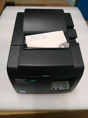 Star FuturePRNT TSP100II ECO Thermal POS Receipt Bill Printer USB