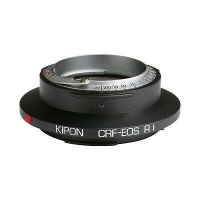 Kipon Advanced Version Adapter for Contax RF Mount Lens to Canon EOS R Camera