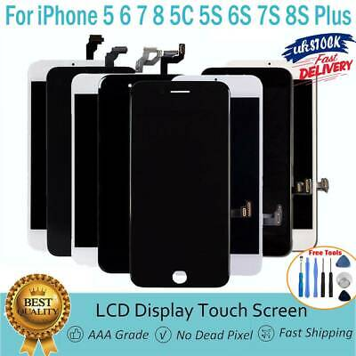OEM LCD Display Touch Screen Replacement For iPhone 6 6S 7 8 Plus 5 5S 5C 5SE_