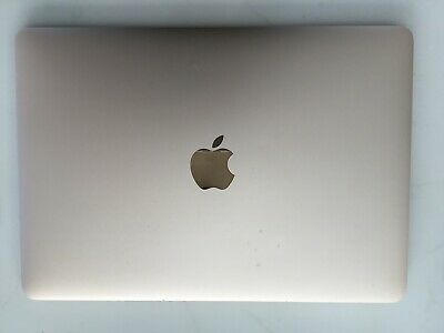 "Apple Macbook Retina 12"" Gold 256 GB SSD 8GB RAM 2015"