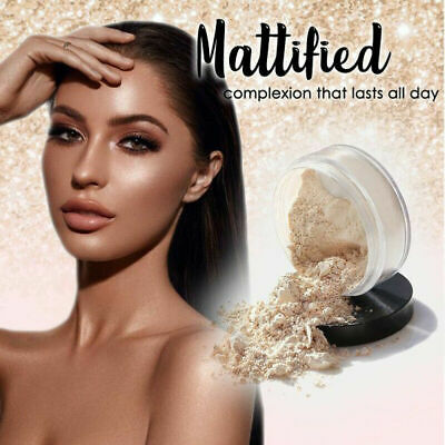 MIRACLE MATTIFYING SETTING POWDER FACE COLOUR GEOMETRY GATHER BEAUTY HAIR  New