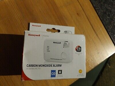 NEW Honeywell XC70-EN-C Carbon Monoxide Detector Alarm 10-2025 7 Year Lithium
