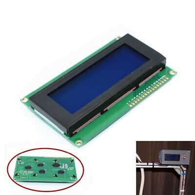 2004 LCD blue Display Show 20X4 character 5V for Arduino With HD44780 DE Q2O1