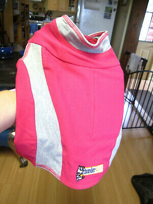 THUNDERSHIRT Pink Polo Dog Anxiety/Calming Vest NWOT size SMALL