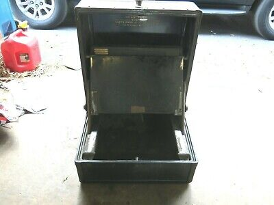 Antique 1910'S Mccaskey Safe Accountant Register Country Store Cash Local Pickup