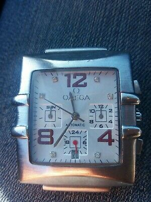 Very Rare Omega All Dials In Full Working Order, No Strap Lovley Watch,...