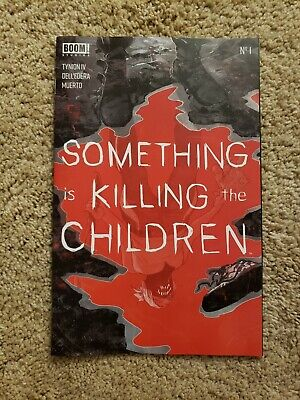 Something Is Killing The Children #1 Boom Studios 2019 3rd Printing Variant