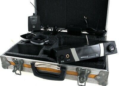 AKG IVM 4 In-Ear Monitoring System incl. Case | 790.100-820.500 MHz