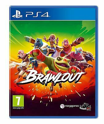 Brawlout - FR Neuf sous blister - PS4