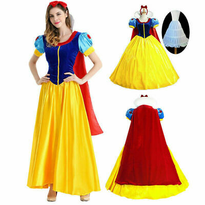 NEW Ravenna Snow White small adult women/'s dress costume