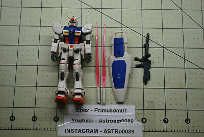 MSIA Gundam Battle Scarred GP01 Zephyranthes 100/% Complete Bandai Figure Lot