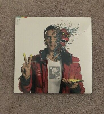 Logic Confessions Of A Dangerous Mind Vinyl (2LP) - SOLD OUT / LIMITED - IN HAND