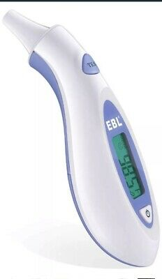 EBL Digital Ear Thermometer Ultra Accurate for Babies Kids and Adults