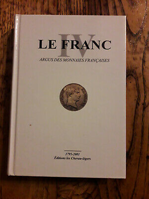 Catalogue monnaie Le Franc 1795-2001