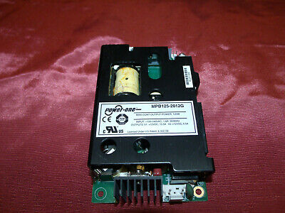 MPB125-2012G Power-One --NEW out of box ! POWER SUPPLY