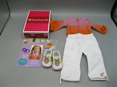 American Girl doll/'s Gymnastic Hand-Grips /& Ankle Wraps~McKenna~Marisol Retired