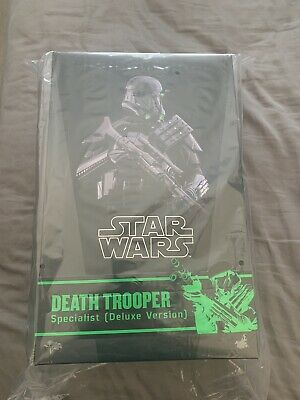 Hot Toys Star Wars Rogue One Mms399 Death Trooper Specialist Figure Deluxe *New*