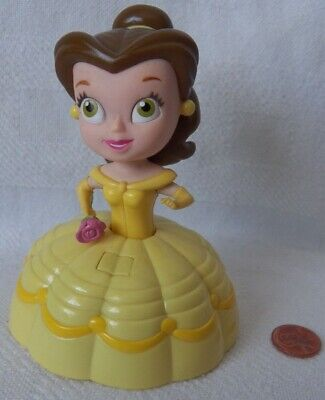 Disney Princess Sing Along Belle Doll 2009 T1795 Beauty and the Beast New