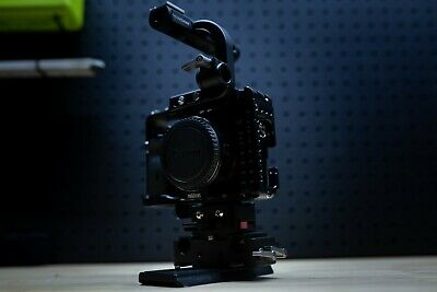Sony A7s (Movcam Cage & Metabones EF adapter included)