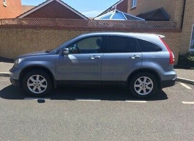 Honda CRV, Light Blue, Good Condition, Lovely Car, Leather Seats, Very Tidy